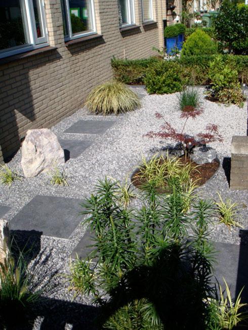 Gallery of tuinaanleg voorbeelden kleine tuin for Voorbeeldtuinen kleine tuin