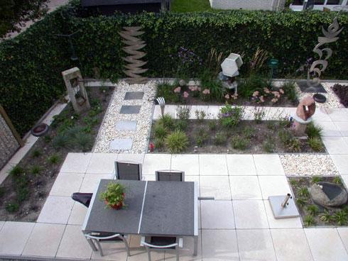Voorbeeldtuinen piekobello natuurvriendelijk tuinontwerp uit den haag - Voorbeeld van tuin ...
